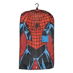 Batman garment bag.
