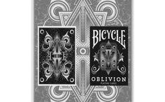 bicycle oblivion deck white