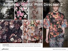 Vision 3: Autumn/Winter 2018/19 Print Trend Report - Patternbank