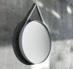 Strap Mirror von Hay
