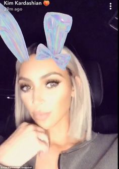 New 'do: Kim Kardashian has trimmed her locks yet again. The 37-year-old bombshell shared a photo of her bob haircut, which comes just one week after she went for a lob