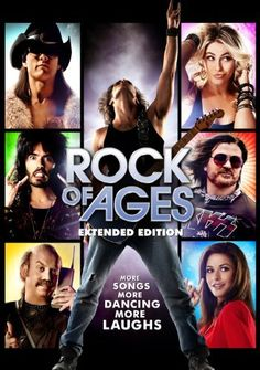 Rock Of Ages ~ Julianne Hough, Tom Cruise (2012)