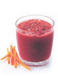 Havuç, kereviz kökü ve kırmızı pancar kökü Tarifi - İçecekler Yemekleri - Yemek Tarifleri