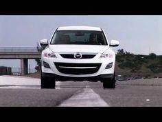 Mazda CX-9 - My new car!!!!