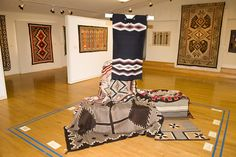 Navajo Rug Exhibits - Charley's Navajo Rugs for Sale