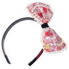 Baby The Stars Shine Bright x Disney Alice in Wonderland Lolita Headbow Kawaii #Disney #Lolita #Everyday