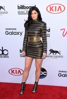 Kylie Jenner aux Billboard Music Awards