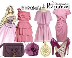 Rapunzel - 25 Cute Cartoons Inspired Outfits https://www.facebook.com/HairToToes