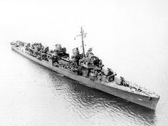 """USS Bell off Charleston SC in June 1943 - Search results for """"USS Bell - Wikimedia Commons Military Girlfriend, Navy Military, Military Spouse, Fletcher Class Destroyer, Us Navy Destroyers, Comedy Wildlife Photography, Us Navy Ships, Architecture Art Design, Army Wives"""