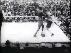 BOXING: 1909 Jack Johnson vs Stanley Ketchel - KO   3:53   A modern day David verses Goliath. Ketchell was middleweight champ at the time, and he took Johnson into the 12th round, then . . . ▶️