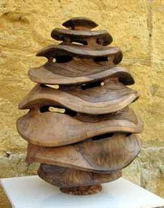 Daniel Salvucci, Tourneur d'Art sur bois et Sculpteur (La Galerie du Bois Vert)