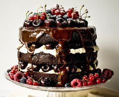 """Is there anything better in life than a generous slice of rich chocolate cake? (Hint: The answer you are looking for is """"NO."""")If you are a chocolate lover, then feast your eyes on 10 totally amazing chocolate layer cakes you must make ASAP. There's something for everyone, from mini microwave cakes just big enough for [...]"""