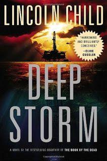 Cazadora De Libros y Magia: Deep Storm - Saga Jeremy Logan #01 - Lincoln Child...