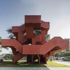 10 Cal Tower, The Labyrinth / Supermachine Studio - 谷德设计网