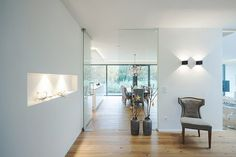 Interieur - Engelshove Bauhaus, Bungalow, Oversized Mirror, Design, Furniture, Home Decor, Website, Electrical Installation, Simple Elegance