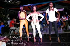 These kinds of runway shows have created for me a wider platform. I have showcased in Fashion Torch Africa, Nairobi Fashion Week, JW Show... Roma designs
