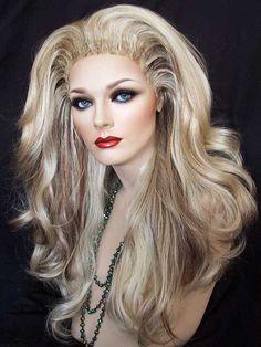 Wigs Transvestite 67