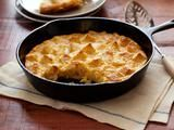 Alton Brown's sweet cornbread pudding recipe.  A friend made this for Christmas dinner and it was fantastic!