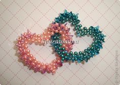 ~ @ ~ @ Valentines in 20 minutes. Express MC.   Biser.info - all about beads and bead work