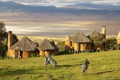 Ngorongoro Crater Lodge, Tanzania...  Ive been there!  Incredible beauty!#Repin By:Pinterest++ for iPad#