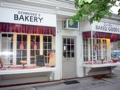 Schneider's Bakery, Cooperstown N.Y.- best fresh made donuts EVER! (EVERY MORNING!!)