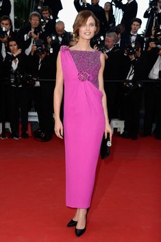 Bianca Balti attends the 'The Immigrant' premiere during The 66th Annual Cannes Film Festival at the Palais des Festivals on May 24, 2013 in Cannes, France.