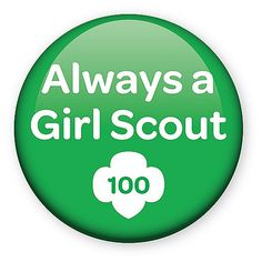 Once a Girl Scout...