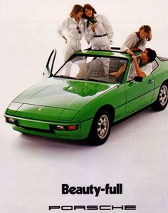 Porsche 924 Beauty-full