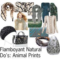 Flamboyant Natural Guidelines: Prints #5
