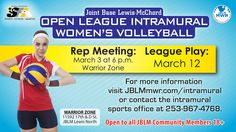 Women's Volleyball is here!
