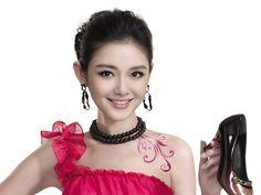 Asian Barbie Hsu Cute Girl Wallpaper - http://www.0wallpapers.com/2163-asian-barbie-hsu-cute-girl-wallpaper.html