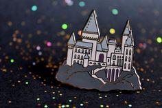 Hogwarts pin!