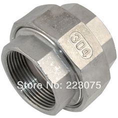 """New 3 Pack Lot 4/"""" NPT Thread 304 Stainless Raised Face Flange Pipe Steel SS"""