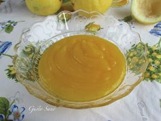 Ricetta: Crema al Limone (Dolce)