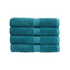 Christy Verona Towel - Ocean (€2,06) ❤ liked on Polyvore featuring home, bed & bath, bath, bath towels, plush bath towels and christy bath towels