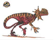 Dilophoraptor Length: 6 m Height: 2 m Weight: 500 kilos Mix between Velociraptor and Dilophosaurus Jurassic World Hybrid, Jurassic Park World, Dinosaur Art, Dinosaur Fossils, Michael Crichton, Jurassic World Dinosaurs, Anime Monsters, Fantasy Drawings, Falling Kingdoms
