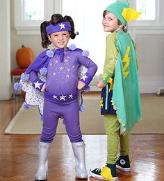 costumes I made for Parents Magazine- photo by Frances Janisch