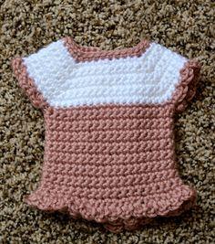 Lily's Angel Closet: Crochet Kimono Dress