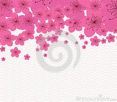 Chinese New Year - plum blossom Background