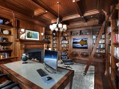Integrated Home Designs From CEDIA 2014 Finalists, Pt. 2 | Home Remodeling - Ideas for Basements, Home Theaters & More | HGTV