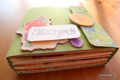 Abschieds-Geschenk-Erinnerung-Mini-Album-pocket-klitzeklein-Dicke2