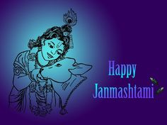 May Lord Krishna come 2 your house and take away all ur Makhan, Mishri wid all ur worries and sorrows, His blessings on u and ur family. #HappyJanmashtami