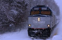 Amtrak Downeaster. This is where I will be in 11 days!