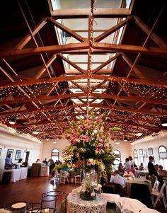 The Charleston Yacht Club Flag Room - South Carolina