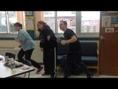 LMS is HAPPY.  Great anti-bullying video by a middle school lunch bunch.