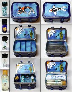 Koi Vial box by elvaniel on DeviantArt