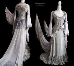 Angelic dress, Somnia Romantica by Marjolein Turin by SomniaRomantica.deviantart.com on @DeviantArt