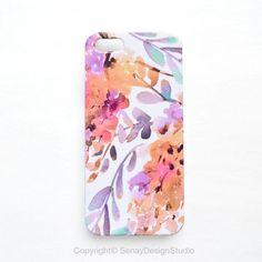 Golden Wisteria original design iPhone 5S case by SenayStudio, $25.00