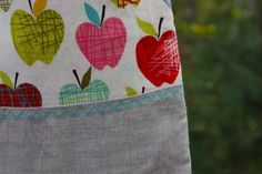 it's back! the bag for little explorers apple by GypsyForest