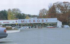 McCrory Store.